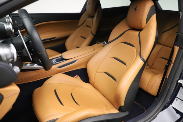 Used 2017 Ferrari GTC4Lusso for sale $221,900 at Aston Martin of Greenwich in Greenwich CT 06830 15