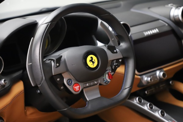 Used 2017 Ferrari GTC4Lusso for sale $221,900 at Aston Martin of Greenwich in Greenwich CT 06830 17