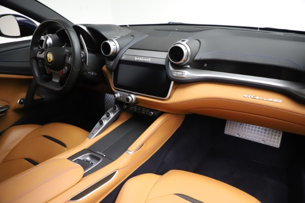 Used 2017 Ferrari GTC4Lusso for sale $221,900 at Aston Martin of Greenwich in Greenwich CT 06830 18