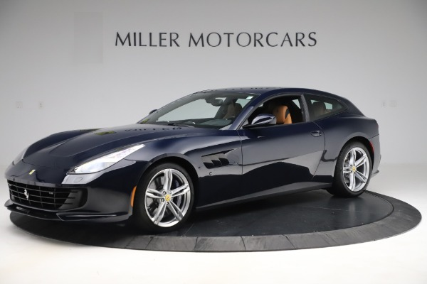 Used 2017 Ferrari GTC4Lusso for sale $221,900 at Aston Martin of Greenwich in Greenwich CT 06830 2