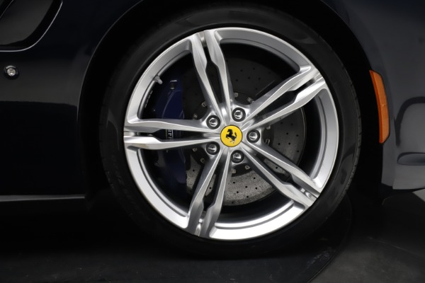 Used 2017 Ferrari GTC4Lusso for sale $221,900 at Aston Martin of Greenwich in Greenwich CT 06830 25
