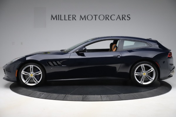 Used 2017 Ferrari GTC4Lusso for sale Sold at Aston Martin of Greenwich in Greenwich CT 06830 3