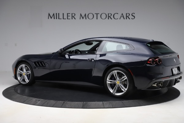 Used 2017 Ferrari GTC4Lusso for sale $231,900 at Aston Martin of Greenwich in Greenwich CT 06830 4