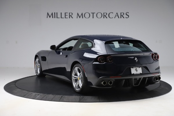 Used 2017 Ferrari GTC4Lusso for sale $221,900 at Aston Martin of Greenwich in Greenwich CT 06830 5
