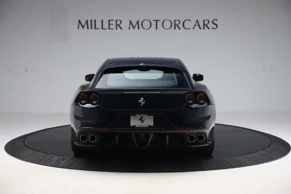 Used 2017 Ferrari GTC4Lusso for sale $221,900 at Aston Martin of Greenwich in Greenwich CT 06830 6
