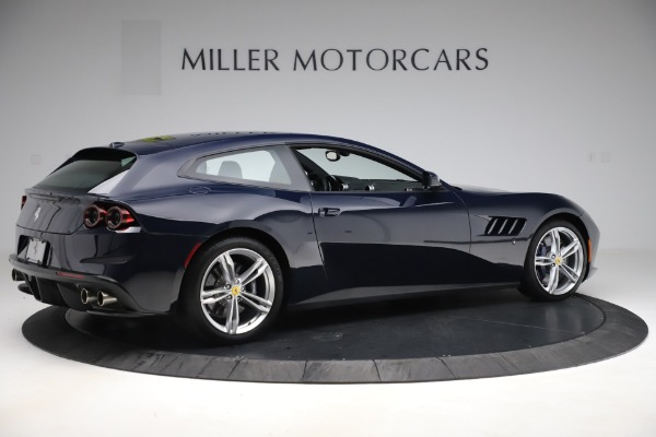 Used 2017 Ferrari GTC4Lusso for sale $221,900 at Aston Martin of Greenwich in Greenwich CT 06830 8