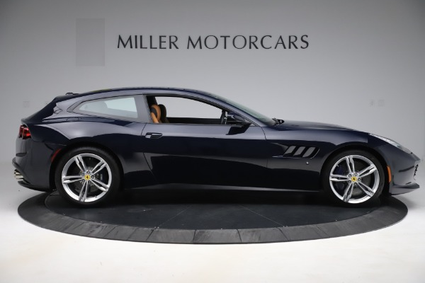 Used 2017 Ferrari GTC4Lusso for sale $221,900 at Aston Martin of Greenwich in Greenwich CT 06830 9