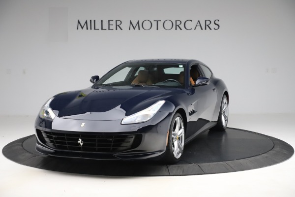 Used 2017 Ferrari GTC4Lusso for sale $221,900 at Aston Martin of Greenwich in Greenwich CT 06830 1