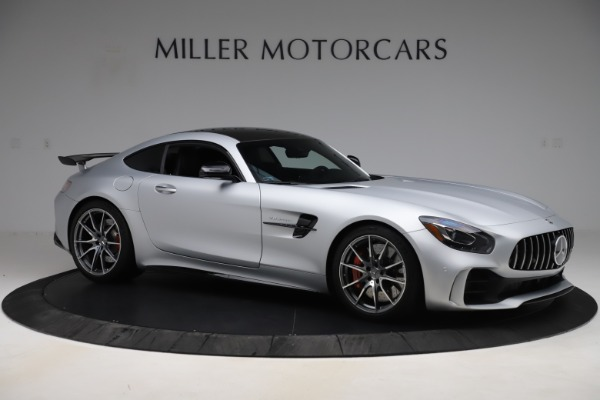Used 2018 Mercedes-Benz AMG GT R for sale $137,900 at Aston Martin of Greenwich in Greenwich CT 06830 10