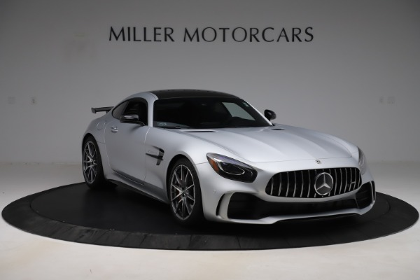 Used 2018 Mercedes-Benz AMG GT R for sale $137,900 at Aston Martin of Greenwich in Greenwich CT 06830 11