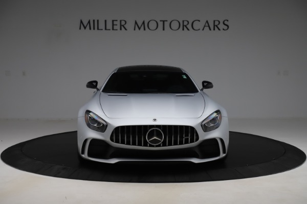 Used 2018 Mercedes-Benz AMG GT R for sale $137,900 at Aston Martin of Greenwich in Greenwich CT 06830 12