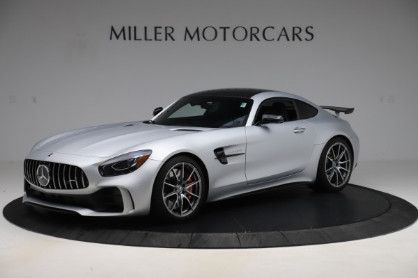 Used 2018 Mercedes-Benz AMG GT R for sale $137,900 at Aston Martin of Greenwich in Greenwich CT 06830 2