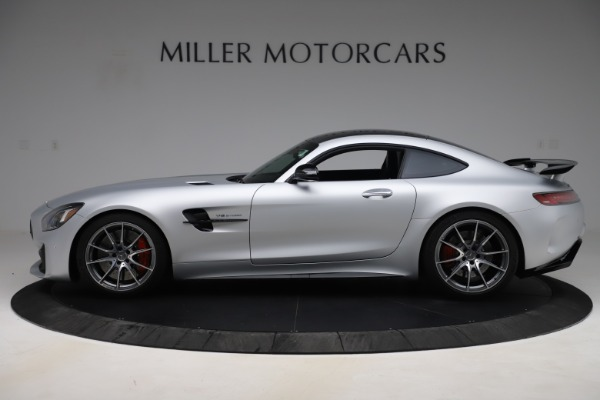 Used 2018 Mercedes-Benz AMG GT R for sale $137,900 at Aston Martin of Greenwich in Greenwich CT 06830 3