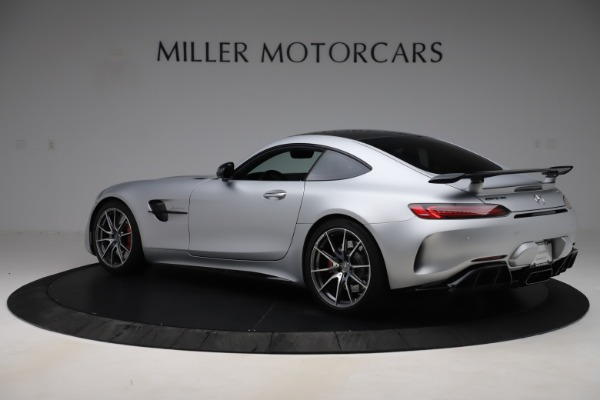 Used 2018 Mercedes-Benz AMG GT R for sale $137,900 at Aston Martin of Greenwich in Greenwich CT 06830 4