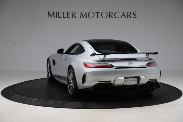 Used 2018 Mercedes-Benz AMG GT R for sale $137,900 at Aston Martin of Greenwich in Greenwich CT 06830 5