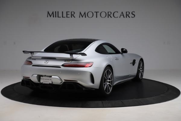 Used 2018 Mercedes-Benz AMG GT R for sale $137,900 at Aston Martin of Greenwich in Greenwich CT 06830 7