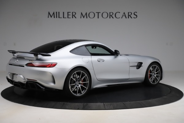 Used 2018 Mercedes-Benz AMG GT R for sale $137,900 at Aston Martin of Greenwich in Greenwich CT 06830 8