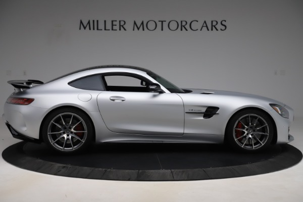 Used 2018 Mercedes-Benz AMG GT R for sale $137,900 at Aston Martin of Greenwich in Greenwich CT 06830 9