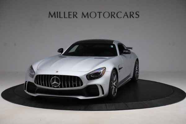 Used 2018 Mercedes-Benz AMG GT R for sale $137,900 at Aston Martin of Greenwich in Greenwich CT 06830 1