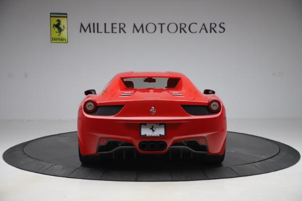Used 2015 Ferrari 458 Spider for sale $235,900 at Aston Martin of Greenwich in Greenwich CT 06830 16