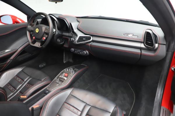 Used 2015 Ferrari 458 Spider for sale $235,900 at Aston Martin of Greenwich in Greenwich CT 06830 23