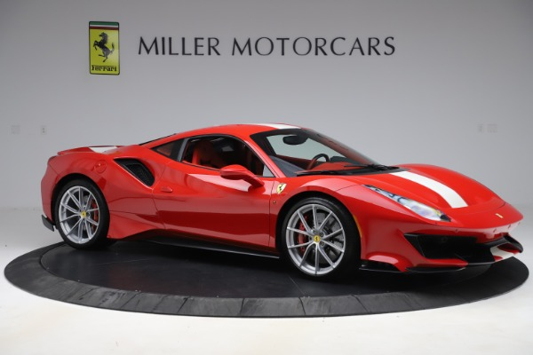Used 2019 Ferrari 488 Pista for sale $475,900 at Aston Martin of Greenwich in Greenwich CT 06830 10