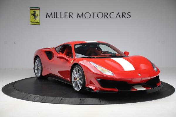 Used 2019 Ferrari 488 Pista for sale $475,900 at Aston Martin of Greenwich in Greenwich CT 06830 11