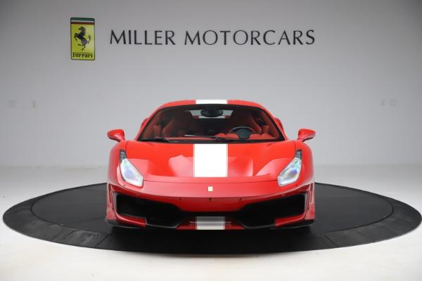 Used 2019 Ferrari 488 Pista for sale $475,900 at Aston Martin of Greenwich in Greenwich CT 06830 12