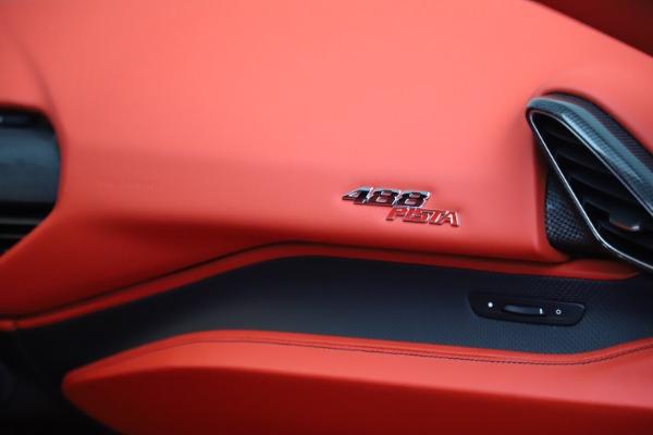 Used 2019 Ferrari 488 Pista for sale $475,900 at Aston Martin of Greenwich in Greenwich CT 06830 22