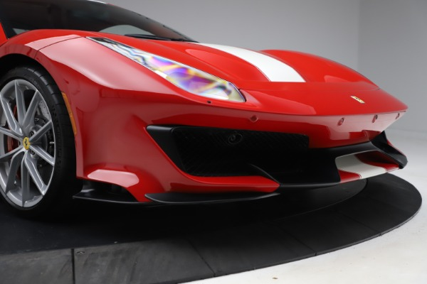 Used 2019 Ferrari 488 Pista for sale $475,900 at Aston Martin of Greenwich in Greenwich CT 06830 24