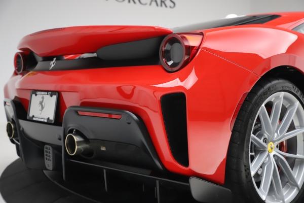 Used 2019 Ferrari 488 Pista for sale $475,900 at Aston Martin of Greenwich in Greenwich CT 06830 25