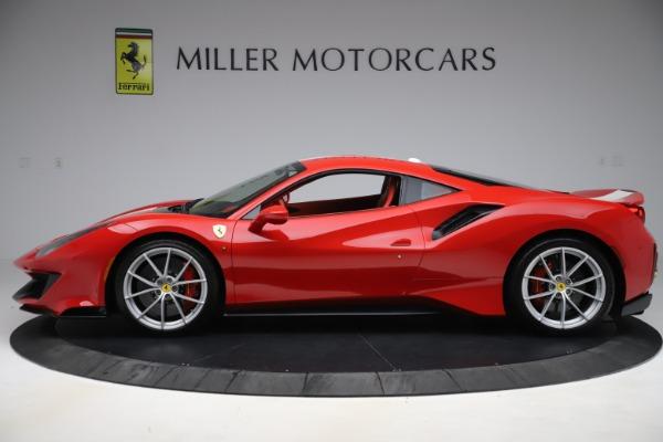Used 2019 Ferrari 488 Pista for sale $475,900 at Aston Martin of Greenwich in Greenwich CT 06830 3