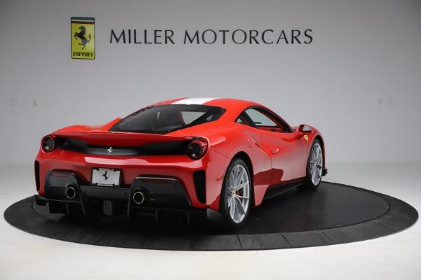 Used 2019 Ferrari 488 Pista for sale $475,900 at Aston Martin of Greenwich in Greenwich CT 06830 7