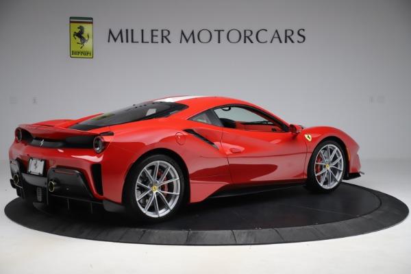 Used 2019 Ferrari 488 Pista for sale $475,900 at Aston Martin of Greenwich in Greenwich CT 06830 8