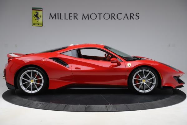 Used 2019 Ferrari 488 Pista for sale $475,900 at Aston Martin of Greenwich in Greenwich CT 06830 9
