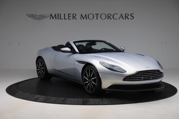 New 2020 Aston Martin DB11 Volante Convertible for sale $240,411 at Aston Martin of Greenwich in Greenwich CT 06830 10