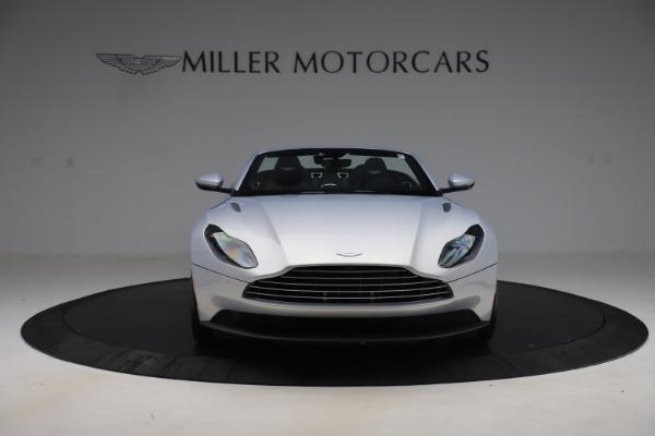New 2020 Aston Martin DB11 Volante Convertible for sale $240,411 at Aston Martin of Greenwich in Greenwich CT 06830 11
