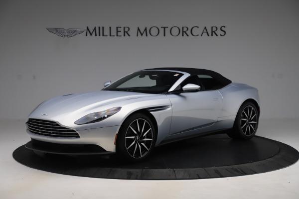 New 2020 Aston Martin DB11 Volante Convertible for sale $240,411 at Aston Martin of Greenwich in Greenwich CT 06830 13