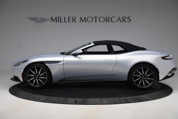 New 2020 Aston Martin DB11 Volante Convertible for sale $240,411 at Aston Martin of Greenwich in Greenwich CT 06830 14