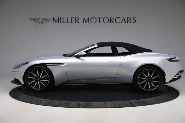Used 2020 Aston Martin DB11 Volante Convertible for sale Sold at Aston Martin of Greenwich in Greenwich CT 06830 14
