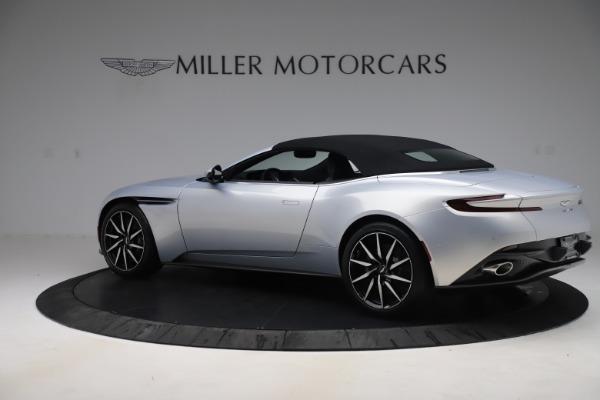 Used 2020 Aston Martin DB11 Volante Convertible for sale $240,411 at Aston Martin of Greenwich in Greenwich CT 06830 15