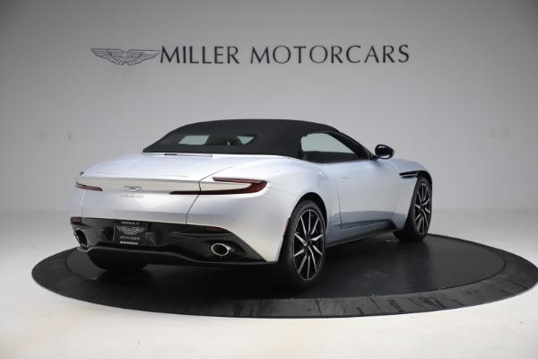 New 2020 Aston Martin DB11 Volante Convertible for sale $240,411 at Aston Martin of Greenwich in Greenwich CT 06830 16