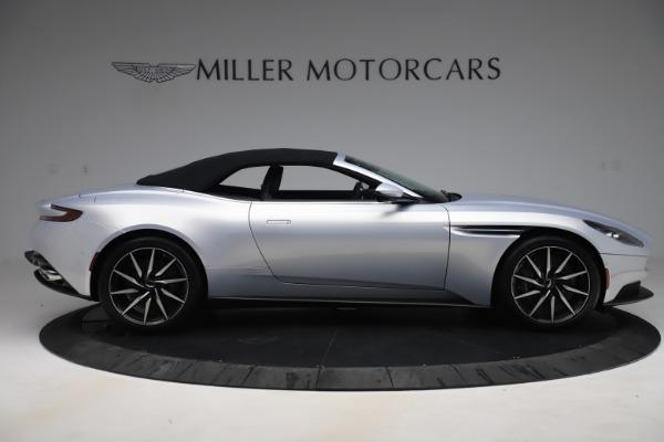 New 2020 Aston Martin DB11 Volante Convertible for sale $240,411 at Aston Martin of Greenwich in Greenwich CT 06830 17