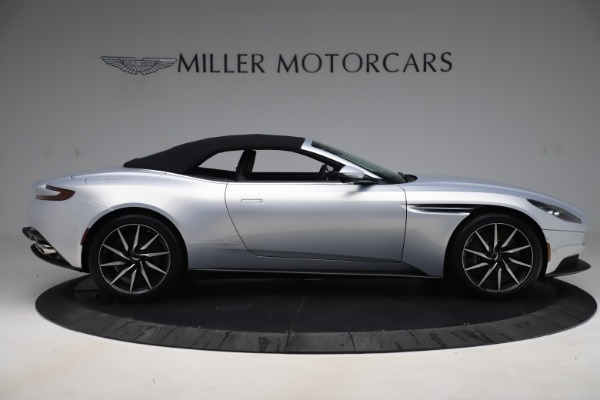 Used 2020 Aston Martin DB11 Volante Convertible for sale Sold at Aston Martin of Greenwich in Greenwich CT 06830 17