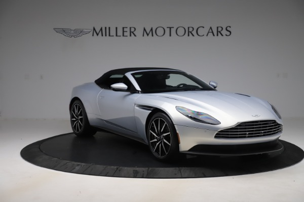 Used 2020 Aston Martin DB11 Volante Convertible for sale Sold at Aston Martin of Greenwich in Greenwich CT 06830 18