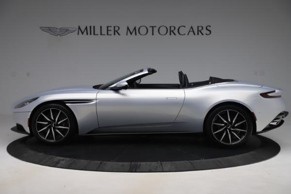 New 2020 Aston Martin DB11 Volante Convertible for sale $240,411 at Aston Martin of Greenwich in Greenwich CT 06830 2