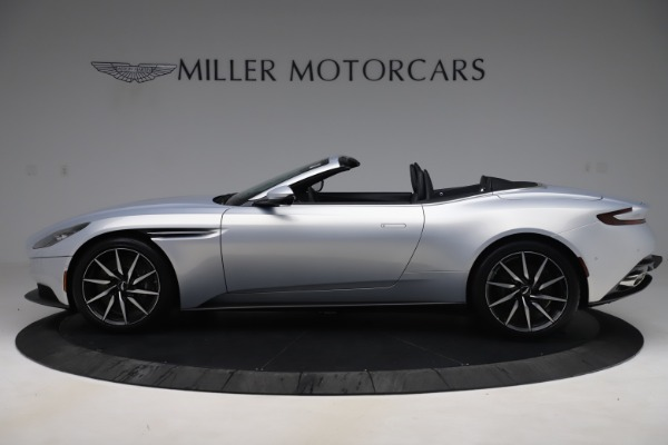 Used 2020 Aston Martin DB11 Volante Convertible for sale Sold at Aston Martin of Greenwich in Greenwich CT 06830 2