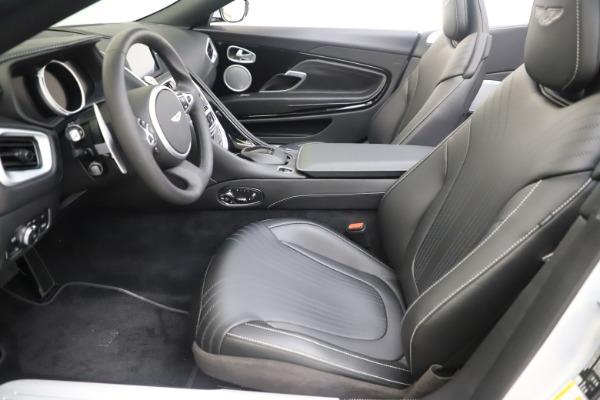 New 2020 Aston Martin DB11 Volante Convertible for sale $240,411 at Aston Martin of Greenwich in Greenwich CT 06830 20