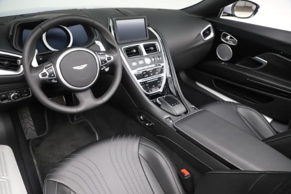 New 2020 Aston Martin DB11 Volante Convertible for sale $240,411 at Aston Martin of Greenwich in Greenwich CT 06830 21