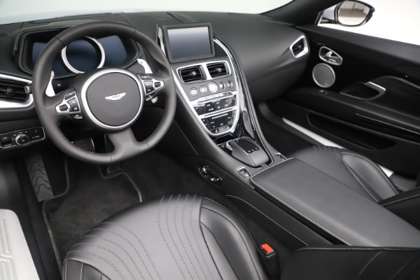 Used 2020 Aston Martin DB11 Volante Convertible for sale Sold at Aston Martin of Greenwich in Greenwich CT 06830 21